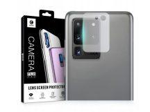 Mocolo TG+ hátsó kameralencse védő edzett üveg - Samsung G988F Galaxy S20 Ultra - transparent