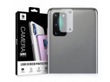 Mocolo TG+ hátsó kameralencse védő edzett üveg - Samsung G985F Galaxy S20+ - transparent