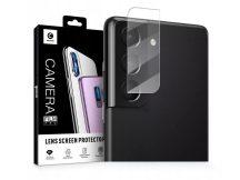 Mocolo TG+ hátsó kameralencse védő edzett üveg - Samsung G996F Galaxy S21+ - transparent