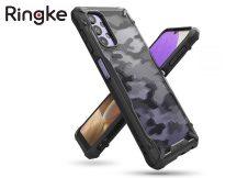 Samsung A326B Galaxy A32 5G ütésálló hátlap - Ringke Fusion X - camo black
