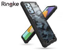 Samsung A525F Galaxy A52/A526B Galaxy A52 5G ütésálló hátlap - Ringke Fusion X - camo black