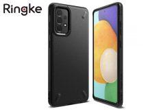 Samsung A525F Galaxy A52/A526B Galaxy A52 5G ütésálló hátlap - Ringke Onyx - black