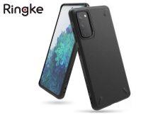 Samsung G780F Galaxy S20 FE/S20 FE 5G ütésálló hátlap - Ringke Onyx - black