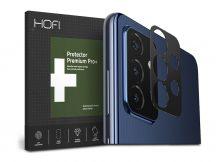 HOFI Metal Camera Sytling hátsó kameravédő borító - Samsung A525F Galaxy A52/A526B Galaxy A52 5G - black