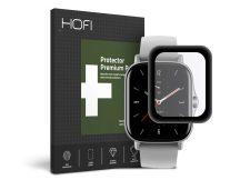 HOFI Hybrid Glass üveg képernyővédő fólia - Amazfit GTS 2/2E - black