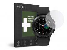 HOFI Glass Pro+ üveg képernyővédő fólia - Samsung Galaxy Watch4 Classic (42 mm) - clear