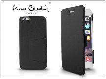 Apple iPhone 6 Plus flipes slim tok - Pierre Cardin DeLuxe Slim Folio - black