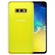 Samsung G970F/DS Galaxy S10e Dual 6GB RAM 128GB Canary Yellow 1 év garancia