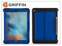 Apple iPad Pro 12.9 (2016)/iPad Pro 12.9 (2017) ütésálló védőtok - Griffin Survivor Slim - black/blue