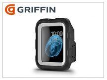Apple Watch védőtok - Griffin Survivor Tactical 38 mm - fekete/fehér