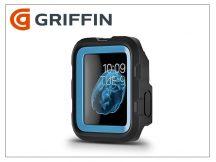 Apple Watch védőtok - Griffin Survivor Tactical 38 mm - fekete/kék