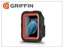 Apple Watch védőtok - Griffin Survivor Tactical 38 mm - fekete/pink