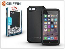 Apple iPhone 6/6S ütésálló védőtok - Griffin Survivor Adventure - black