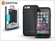 Apple iPhone 6/6S ütésálló védőtok - Griffin Survivor Adventure - black