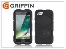 Apple iPhone 7/iPhone 8 ütésálló védőtok - Griffin Survivor All-Terrain - black/black