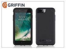 Apple iPhone 6 Plus/6S Plus/7 Plus/8 Plus ütésálló védőtok - Griffin Survivor Journey - black/dark grey