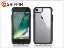 Apple iPhone 6/6S/7/8 ütésálló védőtok - Griffin Survivor Adventure 3in1 - black/clear