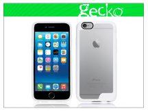 Apple iPhone 6 hátlap - Gecko Vision - white/clear