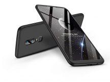 OnePlus 6 (A6000) hátlap - GKK 360 Full Protection 3in1 - fekete