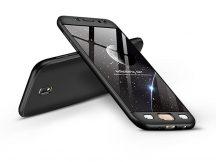 Samsung J530F Galaxy J5 (2017) hátlap - GKK 360 Full Protection 3in1 - fekete