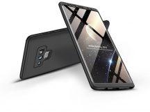 Samsung N960F Galaxy Note 9 hátlap - GKK 360 Full Protection 3in1 - fekete