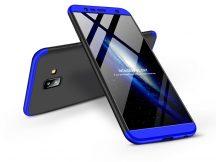 Samsung J610F Galaxy J6 Plus (2018) hátlap - GKK 360 Full Protection 3in1 - fekete/kék