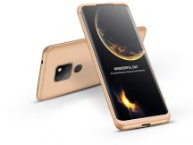 Huawei Mate 20 hátlap - GKK 360 Full Protection 3in1 - arany