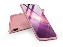 Samsung A505F Galaxy A50 hátlap - GKK 360 Full Protection 3in1 - rose gold