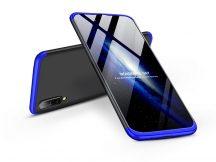 Samsung A505F Galaxy A50 hátlap - GKK 360 Full Protection 3in1 - fekete/kék