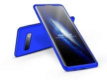 Samsung G973U Galaxy S10 hátlap - GKK 360 Full Protection 3in1 - kék