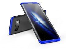 Samsung G973U Galaxy S10 hátlap - GKK 360 Full Protection 3in1 - fekete/kék