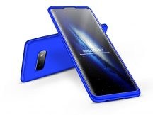 Samsung G970U Galaxy S10e hátlap - GKK 360 Full Protection 3in1 - kék