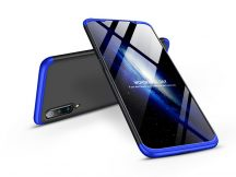 Xiaomi Mi 9 hátlap - GKK 360 Full Protection 3in1 - fekete/kék