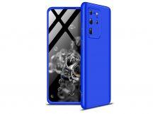 Samsung G988F Galaxy S20 Ultra hátlap - GKK 360 Full Protection 3in1 - kék