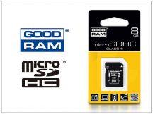 8 GB microSDHC™ Class 4 memóriakártya 15/4 + SD-adapter