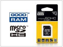 16 GB microSDHC™ Class 4 memóriakártya 15/4 + SD adapter