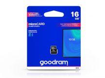 16 GB microSDHC™ UHS-I U1 Class 10 memóriakártya 100/10