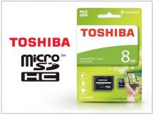 8 GB microSDHC™ Class 4 memóriakártya 15/5 + SD adapter