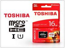 16 GB microSDHC™ UHS-I U1 Class 10 memóriakártya 90/30 + SD adapter- Exceria M302/EA