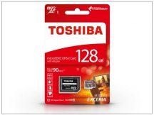 128 GB microSDXC™ UHS-I U3 Class 10 memóriakártya 90/30 + SD adapter - Exceria M302/EA