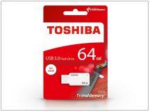 64 GB USB pendrive - Toshiba TransMemory U303 - USB 3.0 - white