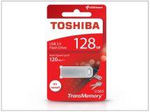 128 GB USB pendrive - Toshiba TransMemory U363 - USB 3.0 - silver