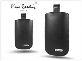 Pierre Cardin Slim univerzális tok - Samsung S6500 Galaxy Mini 2/HTC Desire 200 - Black - 13. méret
