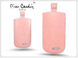 Pierre Cardin Slim univerzális tok - Apple iPhone 5/5S/SE - Pink - 18. méret