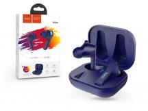 HOCO TWS Bluetooth sztereó headset v5.0 + töltőtok - HOCO ES34 Pleasure True Wireless Headset with Charging Case - kék