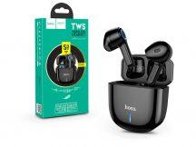 HOCO TWS Bluetooth sztereó headset v5.0 + töltőtok - HOCO ES45 Harmony True Wireless Headset with Charging Case - fekete