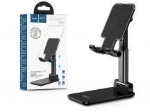 """HOCO univerzális asztali telefon/tablet tartó 4,7-10"""", méretű készülékhez - HOCO PH29A Compatible Folding Desktop Stand - fekete"""