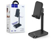 """HOCO univerzális asztali telefon/tablet tartó 4,7-10"""", méretű készülékhez - HOCO PH27 Stable Telescopic Desktop Stand - fekete"""