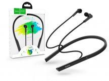 HOCO Sport Bluetooth sztereó fülhallgató v5.0 - HOCO Mirth ES33 - fekete