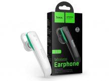 HOCO Wireless Bluetooth headset v4.1 - HOCO E1 Wireless Earphone with Mic - fehér